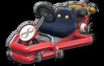 Corps Rétro Mario MK8