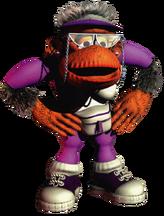 DKC 3 - Wrinkly Kong