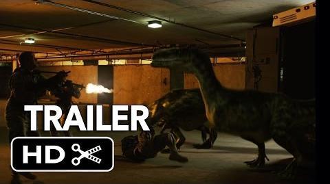 Jurassic City Official Teaser Trailer (2015) HD
