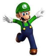 Luigi (Super Mario Ds 64)