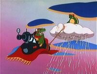 Mario et le Baron Koopa
