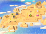 Monde 2 (Super Mario 3D World)