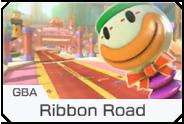 Ribbon Road Icon