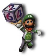 MP2 Artwork Luigi 1