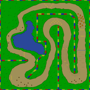 Plaine Beignet 2 - SMK (parcours)