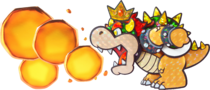 Art Bowser Sticker Star