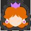 Icône Daisy violet Ultimate