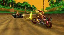 Jungle DK - MKWii (tournoi d'août)