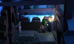 LM2 Screenshot Aufzugschacht