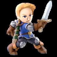 Mii Swordfighter SSBU