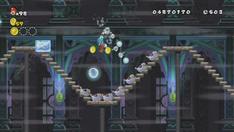 Rata Scaredy en NSMB. Wii