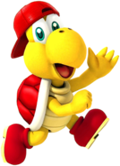 Red Koopa (Freerunning)