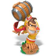 Turbo Charge Donkey Kong