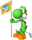 Art Yoshi World Tour