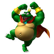 DKJC Artwork King K. Rool