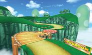 MK7 Screenshot Wii Pilz-Schlucht 2