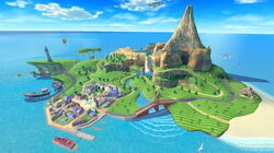SSBU Wuhu Island