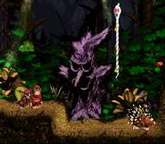 DKC2 Screenshot Geistergrube