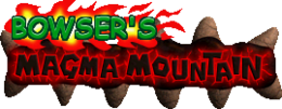 MP Screenshot Bowsers Magma-Berg Logo