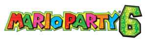 Mario Party 6 (logo)