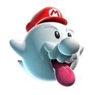 SMG Artwork Geist-Mario