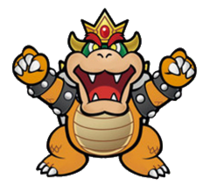 Art Bowser Sticker Star 2