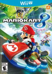 Capa Mario Kart 8