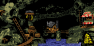 Chimp Caverns Color Overworld (Donkey Kong Country)