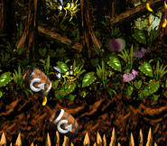 DKC2 Screenshot Klobber-Chaos 6