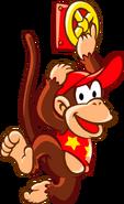 DKKOS Artwork Diddy Kong 2