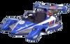 MK8 Sprite Rennwagen
