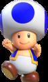 MKT Toad bleu