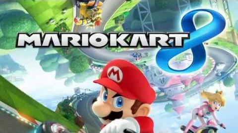Mario Kart 8 Music - Rainbow Road