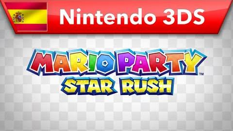 Mario Party Star Rush - Tráiler del E3 2016 (Nintendo 3DS)
