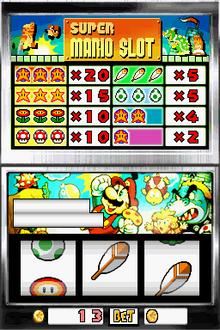 Mario Slot