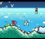 SMW2 Screenshot Birdies