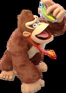DKCTF Artwork Donkey Kong