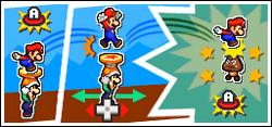 Mario y Luigi Casco Saltarin