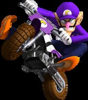 1062px-Waluigi Artwork - Mario Kart Wii