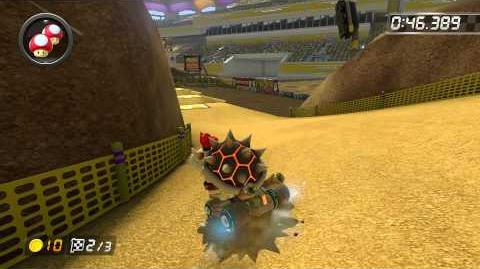 DS Wario Stadium - 1-48.054 - WEC λnsgαr (Mario Kart 8 World Record)