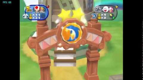 Mario Party 7 (Nintendo Gamecube) Gameplay