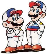Mario and Luigi 3DHR