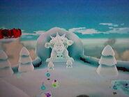 SMG2 Screenshot Frostflocken-Galaxie 6