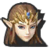 SSB4 Icon Zelda