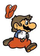 Super Mario Running Artwork
