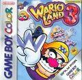 Wario Land 3 PAL Boxart