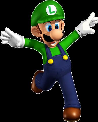Luigi | Super Mario 64 Wiki | FANDOM powered by Wikia