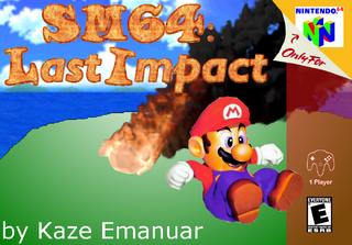 Last Impact Box Art