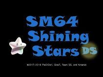 SM64 Shining Stars DS