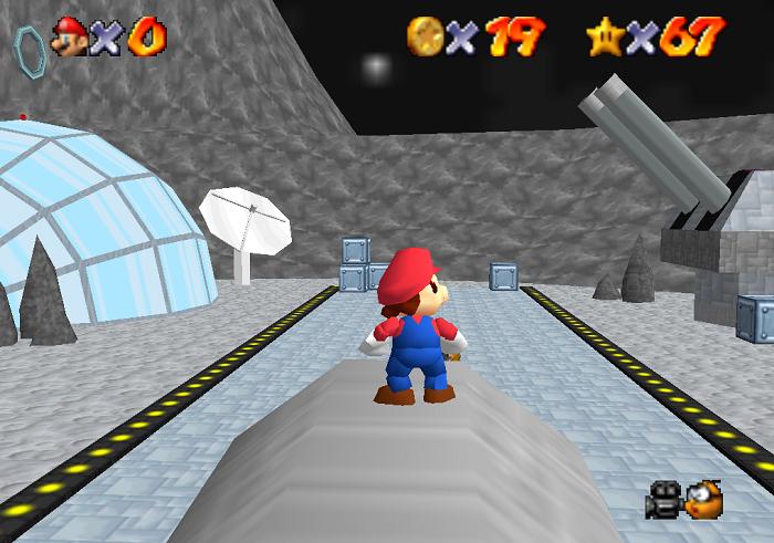 Starlight Runway | Super Mario 64 Hacks Wiki | FANDOM powered by Wikia